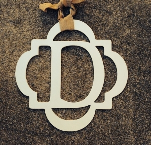woodenmonogram